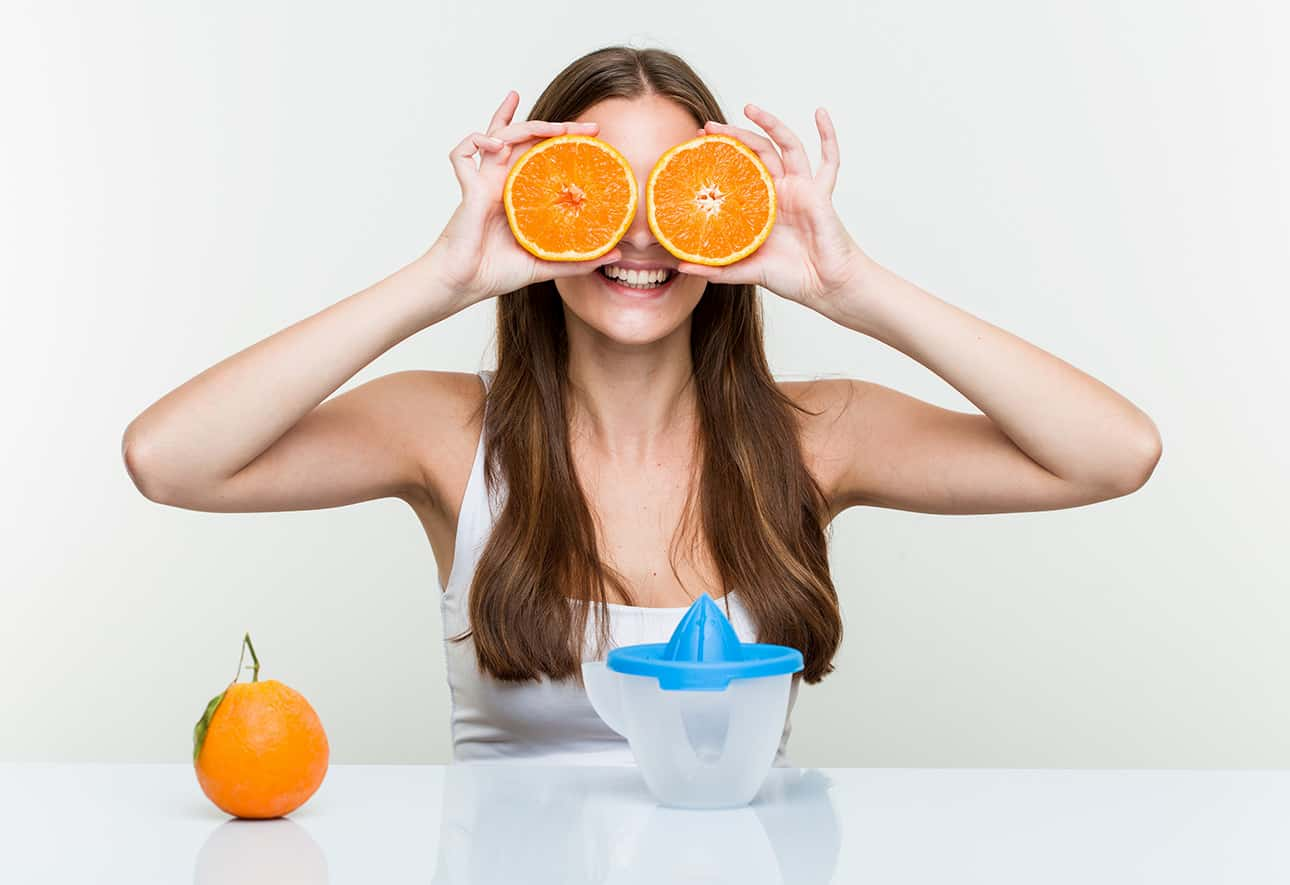 Vitamin C ผิวใส